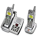 Uniden Dxai5688-2 Cordless Phone with Extra Phone and Charger.