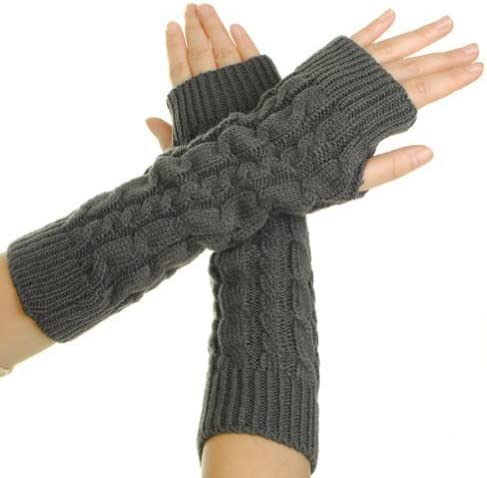 Armstulpen Pulsw?rmer Handstulpen Feinstrick Stulpen Handschuhe Strickmuster DE