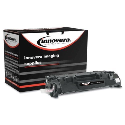 Innovera E505A E505A Compatible Reman Toner, 2,300 Page-Yield, Black by Innovera