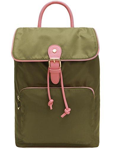 Nylon Backpack Handbag - 3