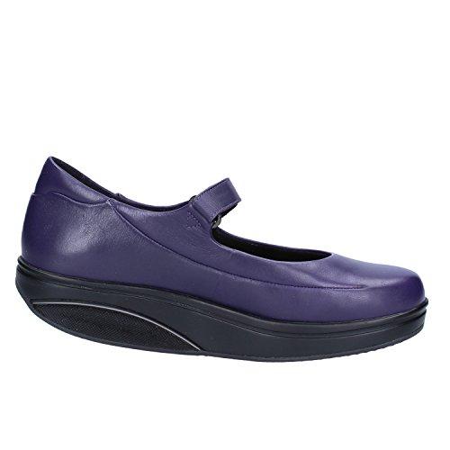 correa con Púrpura MBT zapatos Mujer qnPfWWZt