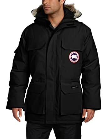 Canada Goose Expedition Parka (Black, X-Small)