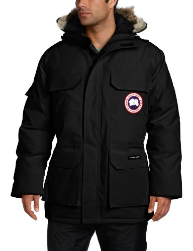 Canada Goose Expedition Parka (Black, X-Large)