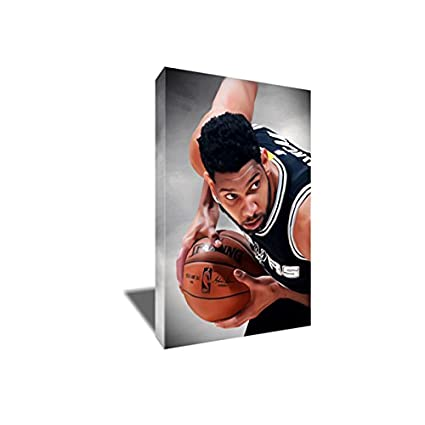 amazon com iconic spur tim duncan canvas painting poster artwork on
