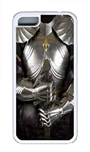 TYH - Body Armor Custom ipod Touch4 Case Cover TPU White ending phone case