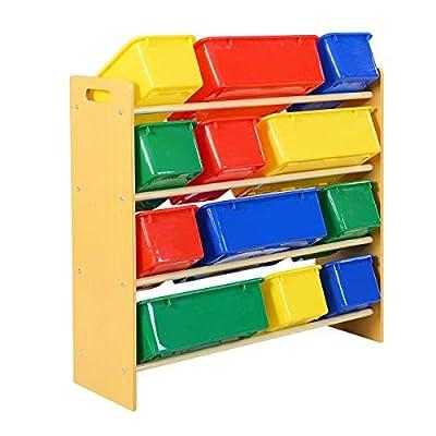 MD Group Toy Bins Organizer Storage Box