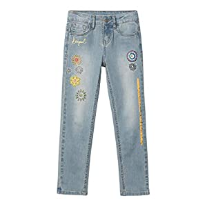 Desigual Girl's Denim Trousers Fernandez Jeans
