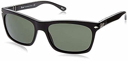 Amazon.com: Persol 95/31 Negro Po 3062s – Negro anteojos de ...