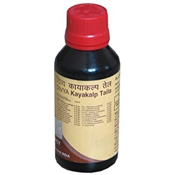 Amazon com: Divya Kayakalp Tail 100ml: Beauty