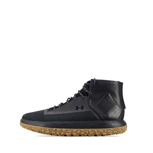 Under Armour  Under Armour Fat Tire, Baskets mode pour homme noir Black/Black/Black