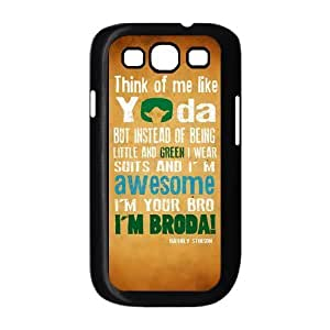 LeonardCustom Hard Slim Cover Case for Samsung Galaxy S3 SIII i9300, HIMYM How I Met Your Mother -LCS3U74