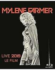 Live 2019 - Le film   Blu-ray