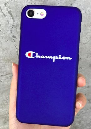 coque iphone 6 champion rose