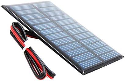 D DOLITY Mini DIY Solarpanel Solarmodul Solarzelle Polykristalline für Handy Spielzeug