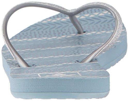 Der Stargazer der Riff-Frauen druckt Sandale Krone Blau