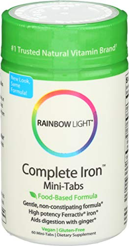 Rainbow Light Complete Iron