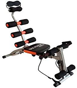 Six Pack Care /Fitness Mashine/ New Revolutionary Machine For Abdominal Exercise, Multi Color