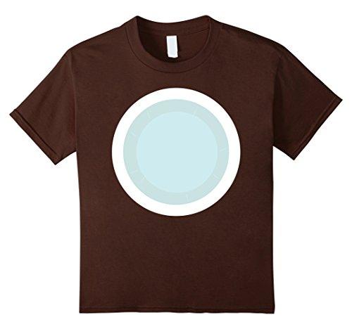Kids Coconut Cute Cheap Halloween Costume Fruit Shirt 8 Brown - Cute Cheap Halloween Costumes For Girls