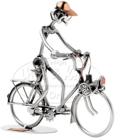 Solex bicicleta con motor auxiliar diseño de hombre sentado figura ...