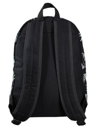 Banned Skelett Rockerhand Rucksack schwarz