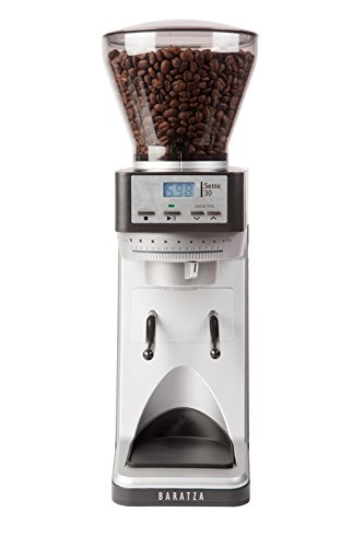 Baratza Burr Coffee Grinder (With Free 4 ounce Silver Canyon Coffee) (Sette 30)