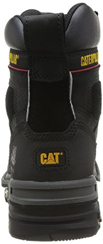 Sicurezza Nero di Cat Adulto Unisex Black da Footwear Calzature pqKytvwA