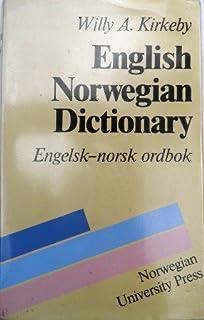 elektronisk ordbok norsk engelsk