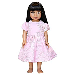 Dumyah Um Ghethla Khaleeji Dumyah Doll - 3 Years & Above