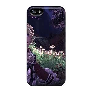 AleighasZelaya Snap On Hard Case Cover Tera Elin Lancer Gemini Protector For Iphone 5/5s