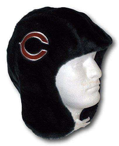 Chicago Bears Helmet Hat - Reebok Chicago Bears Soft Helmet Hat