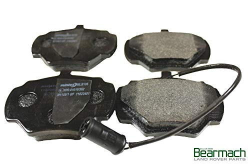 MINTEX - Rear Brake Pads Part# BR0875M