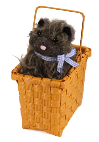 The Wizard Of Oz Toto In A Basket -