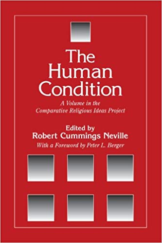 The Human Condition A Volume In Comparative Religious Ideas Project SUNY Series