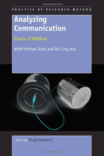 Analyzing Communication: Praxis of Method (Practice of Research Method)
