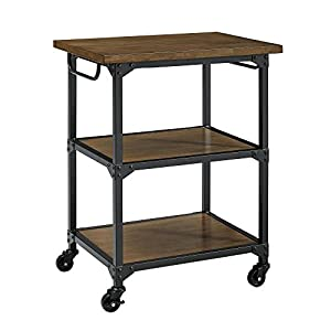 Dorel Living Nellie Multifunction Kitchen Cart