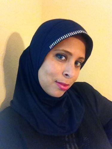 Chanel Scarf (Under Scarf Cap Hat Bonnet Shayla Headband Hijab Hejab Islam Shawl Abaya Navy)