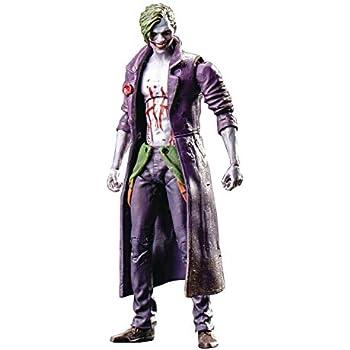 Amazon.com: Hot Toys 1:6 The Joker Arkham Asylum: Toys & Games