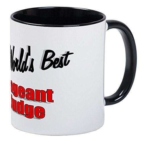 CafePress The World's Best Pageant Judge