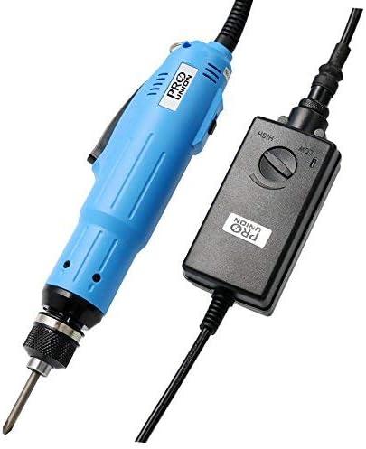 Generic Pro39;寸劇UPT-32015D可変周波数電動ドライバー(0.4-1.5N.m)電気工事電気ツールパワーツールキット