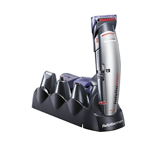 Babyliss E837E Multifunktionstrimmer 10 in 1 W-tech