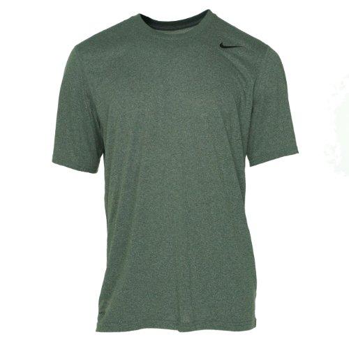Nike Dri Fit Body (Nike 384407 Legend Dri-Fit Short Sleeve Tee - Grey,)