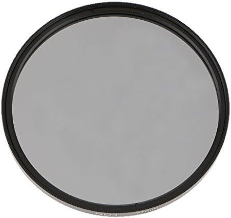 全10サイズ レンズ NDフィルター ニュートラル 中性濃度 DSLRカメラ対応 灰色 - 77mm