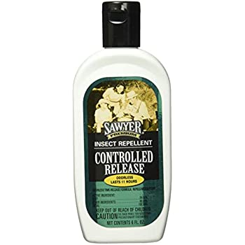 Sawyer Products SP526 Premium Controlled Release Insect Repellent Lotion, 6-Ounce