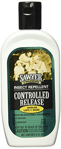 Sawyer Products SP526 Premium Controlled Release Insect Repellent Lotion, 6-Ounce ()