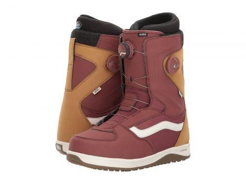 Vans(バンズ) メンズ 男性用 シューズ 靴 ブーツ ハイキングブーツ Aura Sable [並行輸入品] B07BLPWNGG 10 D Medium