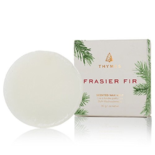 Thymes - Fragrant Frasier Fir Scented Wax Melt - 1 Ounce