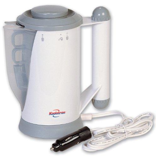 Koolatron 401 053 Black Beverage Heater