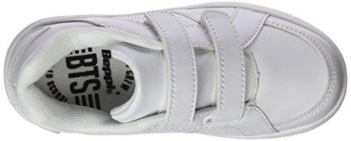 Beppi Unisex-Kinder 2152261 Fitnessschuhe Weiß (White)