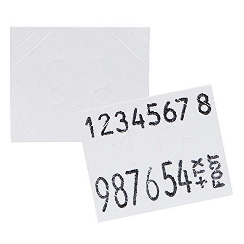 Monarch 1136 Price Gun with Labels Value Pack: Includes Monarch 1136 Pricing Gun, 112,000 White Pricemarking Labels, Bonus Inkers by Perco (Image #6)