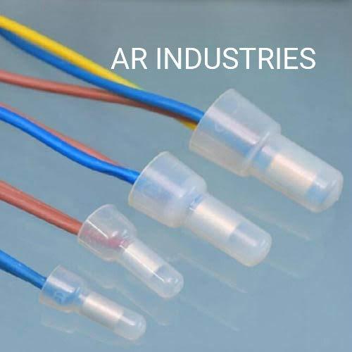 AR Transparent CE2 Protective Closed End Wire Crimp Connector Cap (100 Pieces) Price & Reviews